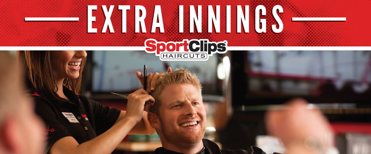 The Sport Clips Haircuts of Cartersville - Main Street Marketplace Extra Innings Offerings
