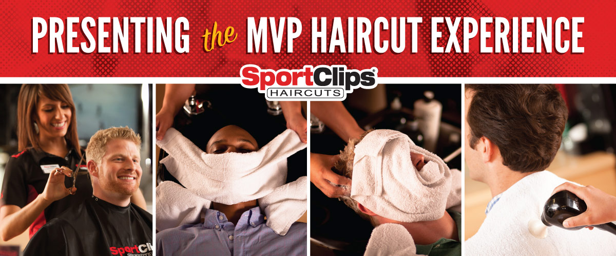 The Sport Clips Haircuts of Cartersville - Main Street Marketplace MVP Haircut Experience